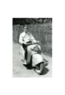 Painel Adesivo De Parede - Motocicleta - 123Pn-G