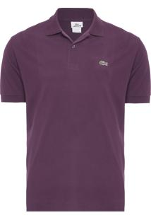 Polo Masculina Best - Roxa