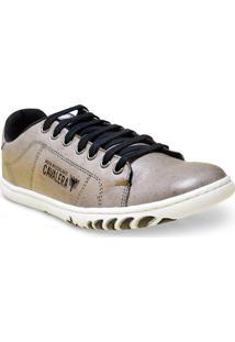 Sapatenis Masc Cavalera Shoes 13.01.1448 Silver