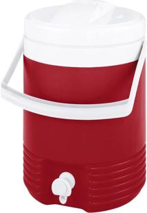 Cooler Igloo Legend 2 Gallon Vermelho