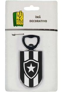 Imã Botafogo Abridor De Garrafas - Unissex