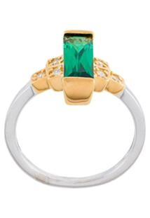 V Jewellery Anel 'Audrey' - Metálico