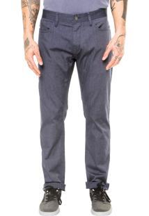 Calça Jeans Oakley Sim 50'S Bolsos Azul