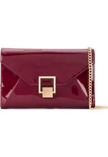 Hogl Darling Clutch Bag - Vermelho