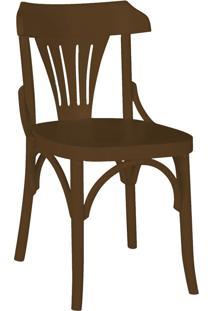 Cadeira Opzione 81 Cm 426 Marrom Escuro - Maxima
