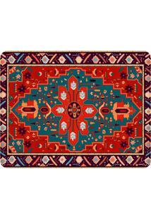 Tapete Love Decor Sala Wevans Magnificent ÚNico - Vermelho - Dafiti