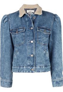 Etoile Jaqueta Jeans - Azul