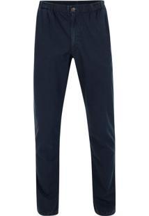 Calça Elastic Azul Marinho