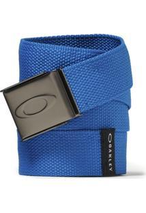 Cinto Oakley Ellipse Web Belt Masculino - Masculino