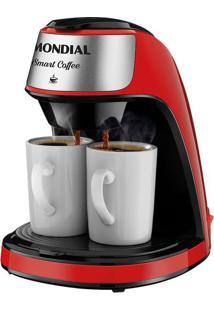Cafeteira Mondial 2 Xícaras Smart Coffee C-42-2X-Ri