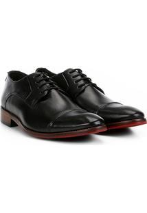 Sapato Casual Couro Ferracini Caravaggio - Masculino