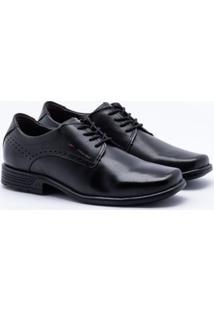 Sapato Social Pegada Preto Masculino 39