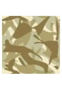 Papel De Parede Adesivo Abstrato Camuflado 34145 0,58X3,00M