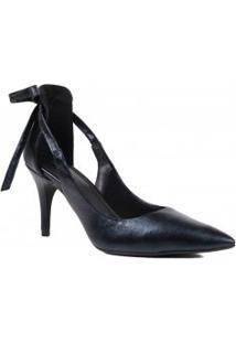 Sapato Zariff Scarpin Salto Fino Bico Fino