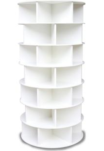 Sapateira Giratória Multidecor 1,45M Branca