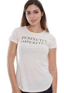 Camiseta Red Life Perfectly Nude