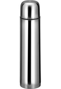 Garrafa Termica Art House Inox 1 Litro Inquebravel