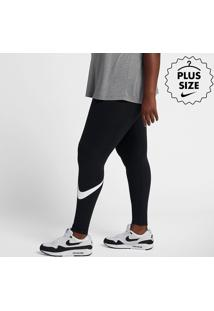 Plus Size - Legging Nike Sportswear Swoosh Feminina
