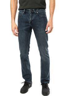 Calça Jeans Volcom Vorta Azul