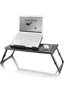 Mesa Portátil Notebook Com Mouse Pad 2 Fan Multilaser - Ac131