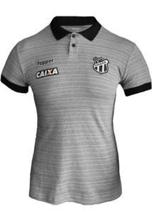 Camisa Polo Topper Ceará Viagem 2018 Feminina - Feminino