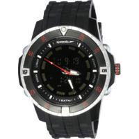 33b44dada14 Relógio Digital Analógico Speedo 81127G0 - Masculino - Preto