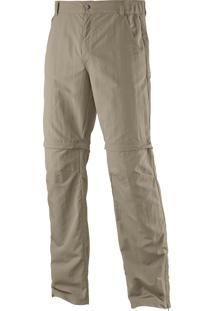 Calça Salomon Masculina Elemental Zip-Off Marron G