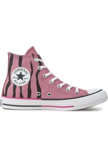 Tênis Converse All Star Chuck Taylor Hi Rosa Palido Ct13820003 - Kanui