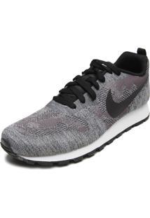 Tênis Nike Sportswear Md Runner 2 19 Cinza