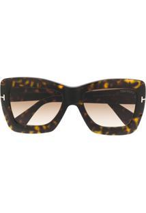 1c830ed09ee48 Óculos De Sol Quadrado Vidro feminino   Gostei e agora