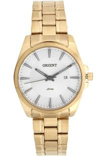 Relógio Orient Fgss1146-S1Kx Dourado