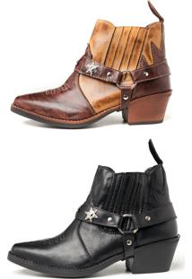 Bota Fran Boots Country Kit 2 Pares
