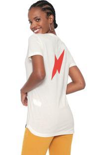 Camiseta Cantão Raio Off-White