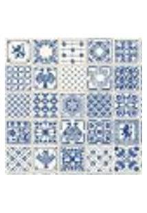 Papel De Parede Adesivo - Azulejo Português - 307Ppz