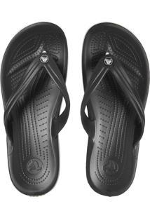 151fcac39d ... Chinelo Crocs Crocband Flip Preto
