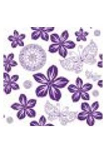 Papel De Parede Adesivo - Flores - 040Ppt