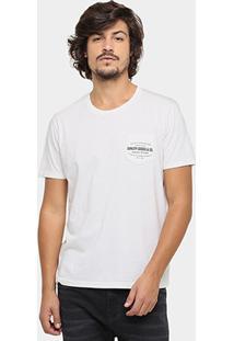 Camiseta Colcci Bolso - Masculino