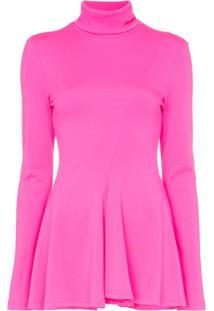 Calvin Klein 205W39Nyc Blusa De Tricô - Rosa