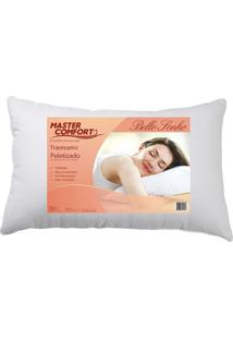 Travesseiro Peletizado Bello Sonho - Master Comfort - Branco