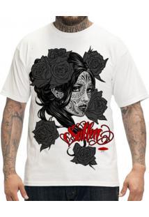 Camiseta Sullen Bouquet Branco