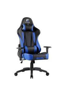 Cadeira Gamer Fortrek Cruiser, Black/Blue - 70516