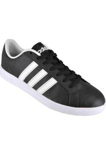 Tenis Preto Advantage Vs Masculino Adidas 51371016
