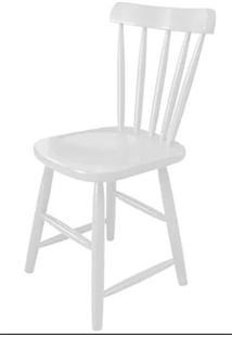 Cadeira Espanha Assento Escavado Mel Fosco - 33367 - Sun House