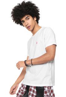 Camiseta Coca-Cola Jeans Básica Branca