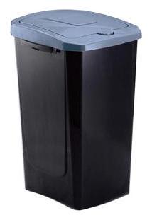 Lixeira Arthi Com Tampa Eco Fácil Em Plástico - 30 L