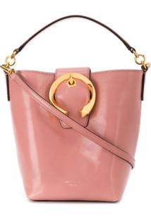 Jimmy Choo Madeline Bucket Bag - Rosa
