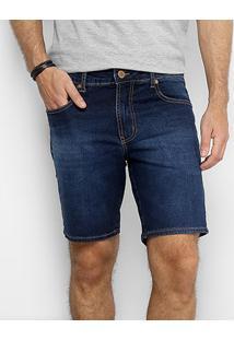Bermuda Jeans Colcci Benjamin Masculina - Masculino-Jeans