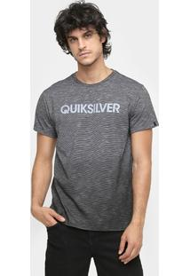 Camiseta Especial Quiksilver Chinois - Masculino