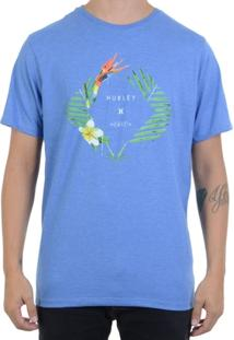 Camiseta Hurley Natureza - Masculino