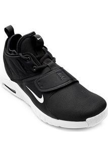 Tênis Nike Air Max Trainer 1 Masculino - Masculino-Preto+Off White